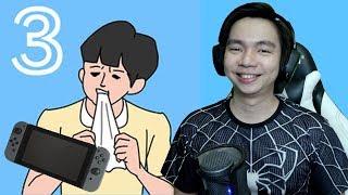 Video Nintendo Gw Disita Lagi !!! - Hidden my game By mom 3 MP3, 3GP, MP4, WEBM, AVI, FLV Agustus 2019