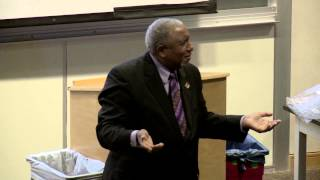 Bernard LaFayette Jr. - The Journey to Global Nonviolence and Peace