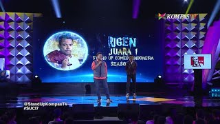 Video Rigen: Juara yang Gagal (Grand Final SUCI 7) MP3, 3GP, MP4, WEBM, AVI, FLV September 2017