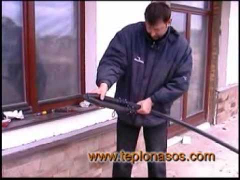 Подготовка зонда под тепловой насос