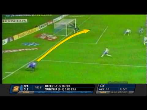 Roberto Carlos Impossible Soccer Goal Explained. (Good Quality)