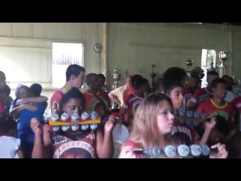Bateria Rugido do Leão - Escola de samba Cruzeiro do Sul - NH