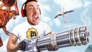 """Be gently with me. This is my first video with face cam, still need to find a better angle and microphone. Hopefully you will enjoy me playing """"Serious Sam 3"""". I know I suck its all meant for fun."""