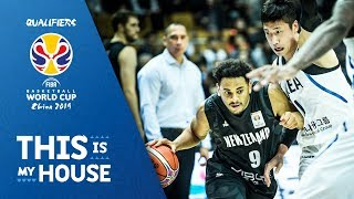 Korea v New Zealand - Highlights - FIBA Basketball World Cup 2019 - Asian Qualifiers