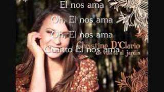 Christine D' Clario - El Nos Ama 2011