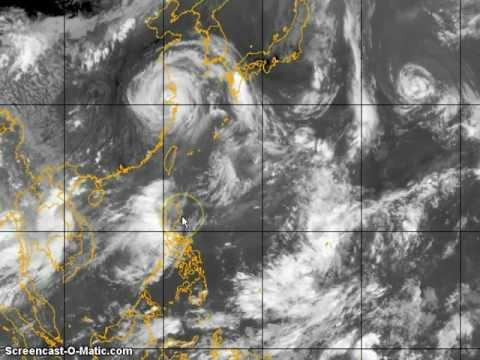 Tropical Storm Haikui and Southwest Monsoon in Luzon Update August 8, 2012