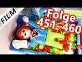 Playmobil Filme Familie Vogel Folge 451 460  Kinderserie  Videosammlung Compilation Deutsch