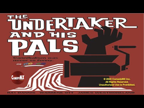 Undertaker and His Pals (1966) | Full Movie | Warrene Ott | James Westmoreland | Marty Friedman
