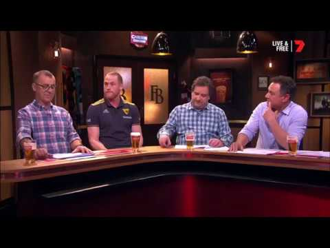 The Front Bar | Jarryd Roughead Interview