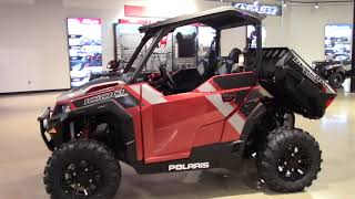 8. 2019 Polaris Industries POLARIS GENERAL 1000 DELUXE - New Side x Side For Sale - Elyria, Ohio
