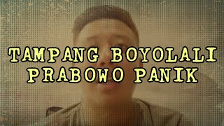 "Video "" TAMPANG BOYOLALI "" PRABOWO PANIK ! MP3, 3GP, MP4, WEBM, AVI, FLV November 2018"