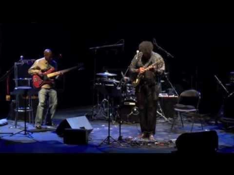 Reggie Washington's Rainbow Shadow Live @ Sons d'Hiver Festival '13
