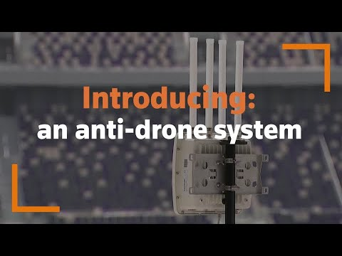 Israel's NSO Group showcases anti-drone tech, pushes to counter rights abuse allegations