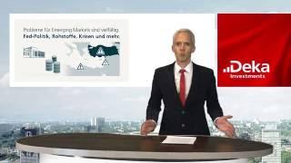 Deka podcast: Geld und Märkte – Emerging Markets: Licht am Ende des Tunnels
