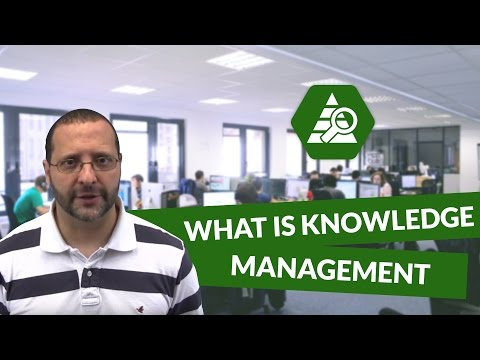 What is knowledge Management – Innovation and Marketing