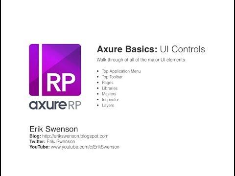 Axure RP Basics