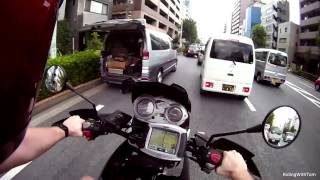 9. Tokyo Vlog! BMW F650GS Ride and Review