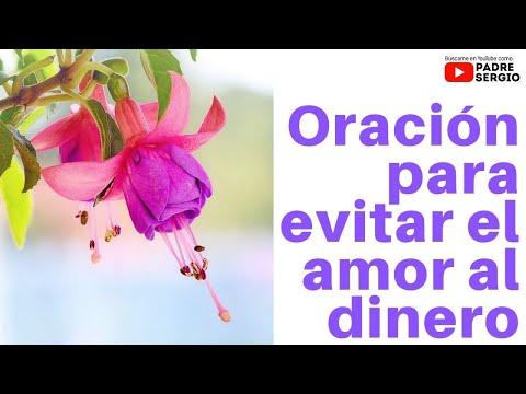 Tarjetas de amor - Oración para evitar el amor al dinero