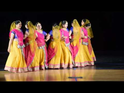 MJK 2016 - Navkar Mantra Dance Performance