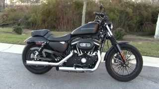 7. Used 2010 Harley Davidson XL883N Iron 883