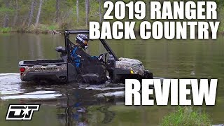 9. Full Review of the 2019 Polaris RANGER XP 1000 EPS Back Country Edition