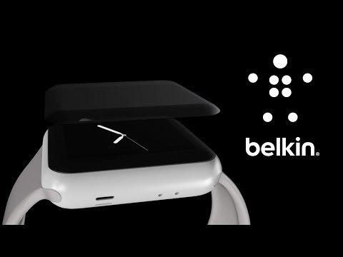 ScreenForce® UltraCurve Screen Protection - Belkin
