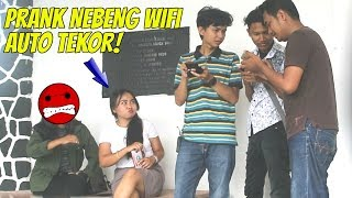 Video PRANK NEBENG WIFI YOUTUBAN RAME RAME AUTO TEKOR ! MP3, 3GP, MP4, WEBM, AVI, FLV Juli 2019