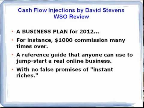 Cash Flow Injections by David Stevens – WSO Review