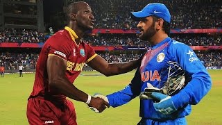 India vs West indies - Semi Final - T20 World cup 2016 score highlights