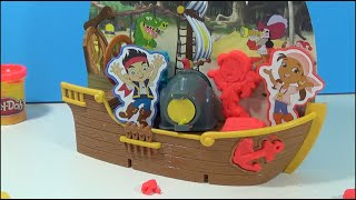 UnboxingToyCollector Presents: Create your own pirate adventure with this amazing Jake and the Neverlands Pirates Play-Doh set! You can stamp out Jake and Izzy with the character stampers and put them on the pirate ship, and then use the wheel cutter to cut out other shapes! Press with the cannon extruder and make a pirate hat with the 3 colors of Play-Doh modeling compound.UnboxingToyCollector produces family friendly content! Regularly featuring, Play Doh Ice Cream Shop, Play Doh Supermarket story fruits and vegetables, Pizzas and Hamburger sets! We also feature Frozen, Elsa, Anna, Olaf, Timmy Time, Paw Patrol, Peppa Pig and Ben & Holly toys!•••••••• Watch UnboxingToyCollector on YouTube: https://www.youtube.com/channel/UCHjB...Unboxing Play Doh Sundae Station Ice Cream Sweet Treats Playset Sundae Swirls! https://www.youtube.com/watch?v=5xgih...Unboxing PlayDoh Ice Cream Sundae Treats Dessert Play Doh Play-set https://www.youtube.com/watch?v=kVGKe...Unboxing Paw Patrol Rocky Saves Bettina the Cow Rescue Set https://www.youtube.com/watch?v=P3ygx...Unboxing Paw Patrol Marshall & Baby Whale Rescue Set https://www.youtube.com/watch?v=vvWbt...Unboxing NEW Paw Patrol Air Rescue Action Figures, Chase, Marshall, Sky, Rocky, Rubble and Zumahttps://www.youtube.com/edit?o=U&vide...https://www.youtube.com/watch?v=iCWtN...Unboxing PlayDoh Town Police Boy New Play-Doh Town Series Unboxing Play-Doh Town Pizza Delivery NEW Play Doh Town Playset https://www.youtube.com/watch?v=FBWfk...•••••••• Watch more Unboxing Play-Doh!https://www.youtube.com/playlist?list...Play Doh Twirl 'n top Pizza Shop Pizzeria Playset - Make Pizzas with Playdough https://www.youtube.com/watch?v=-se69...https://www.youtube.com/watch?v=ayQJF...Unboxing Peppa Pig Mega Dough Set Play Doh Peppa Toys Shapes Colors Cookies Fruits Vegetable