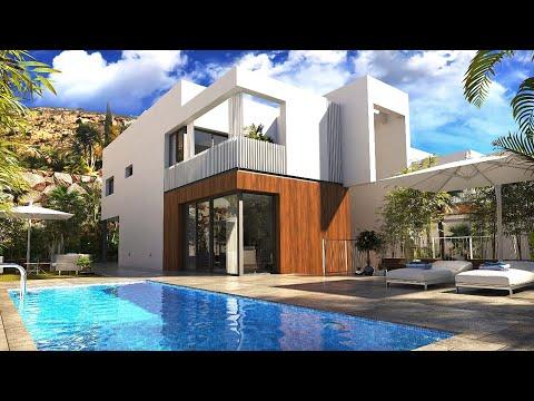 645000€+/Новый дом в Испании/Дома в Бенидорме/Виллы в Испании/Вилла в Сьерра Кортине/Коста Бланка