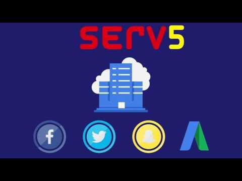 سيرف فايف لخدمات التسويق الالكتروني والدعايا والاعلان