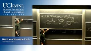 Organic Chemistry 51B. Lecture 26. Electrophilic Aromatic Substitution, Part 3.