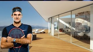 Roger Federer's glass mansion 2017 https://youtu.be/6nbDBvyv35w Please Subscribe for More Awesome Videos. Subscribe ...