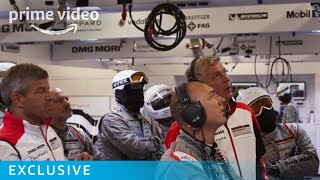 """A lifetime to prepare. 24 hours to win it all. Experience the thrill of the most elite endurance motorsport race in the world in the new Amazon Original Series Le Mans: Racing is Everything available to stream June 9th on Amazon Prime Video. Experience unprecedented access to the best in class teams, high-tech cars, and professional drivers who put it all on the line in what's known as """"the Mount Everest of motorsports.""""» SUBSCRIBE: http://bit.ly/AmazonPrimeVideoSubscribe» Watch Le Mans: Racing is Everything on Amazon Prime Video: http://bit.ly/AmazonPrimeVideoLeMansAbout Le Mans: Racing is Everything:The 24 Hours of Le Mans is a motor race like no other. Taking place in France each year, it is an endurance test for drivers and cars that literally takes 24 hours to complete. Traveling from Kuala Lumpur to the Côte D'Azur, shot in breathtaking 4K and with unprecedented access to six of the teams competing for glory, Le Mans: Racing is Everything is motorsport as you've never seen it before.Get More Amazon Prime Video: Watch More: http://bit.ly/WatchAmazonPrimeVideoNowFacebook: http://bit.ly/AmazonPrimeVideoFacebookTwitter: http://bit.ly/AmazonPrimeVideoTwitterInstagram: http://bit.ly/AmazonPrimeVideoInstagramTumblr: http://bit.ly/AmazonPrimeVideoTumblrAbout Amazon Prime Video:Want to watch it now? We've got it. This week's newest movies, last night's TV shows, classic favorites, and more are available to stream instantly, plus all your videos are stored in Your Video Library. Over 150,000 movies and TV episodes, including thousands for Amazon Prime members at no additional cost.Le Mans: Racing is Everything – Teamwork  Amazon Prime Videohttps://youtu.be/6nbGOLkKCTsAmazon Prime Videohttps://www.youtube.com/c/amazonvideouk"""