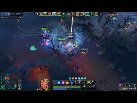 Miracle invoker insane no death whole game Dota2   YouTube dac miracle- virtus pro dota live