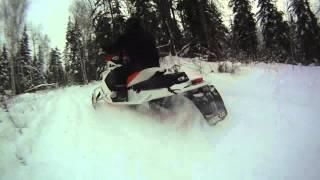 8. Slow Motion Arctic Cat Sno Pro
