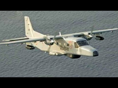 Navy's Dornier aircraft crashes into sea near Goa, 2 officers missing