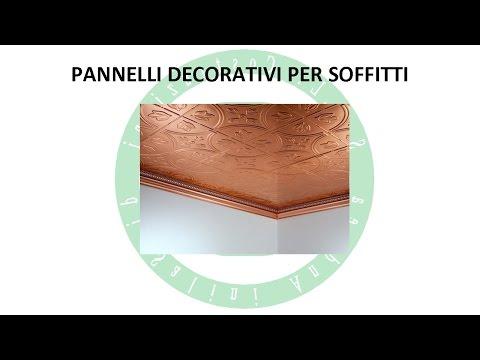 Pannelli Decorativi Per Soffitti