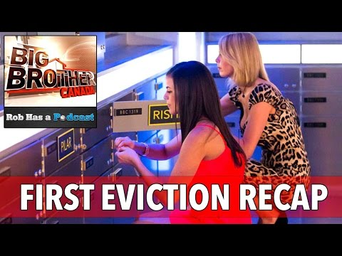 Big Brother Canada 2015: First Eviction of BBCan3