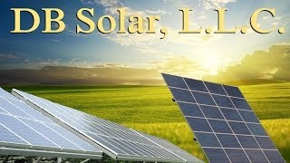 DB Solar 15 Second Commercial For Theaters