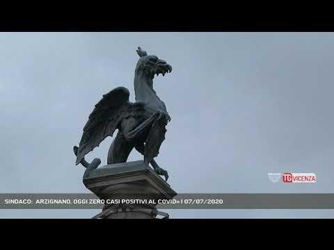 SINDACO:  ARZIGNANO, OGGI ZERO CASI POSITIVI AL COVID» | 07/07/2020