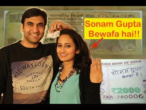 Video Sonam Gupta Bewafa hai!!   | Lalit Shokeen Comedy | download in MP3, 3GP, MP4, WEBM, AVI, FLV January 2017