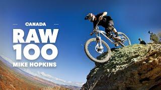 Mountain Biking an Enduro Playground in British Columbia   Raw 100 by Red Bull