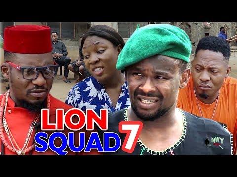 LION SQUAD SEASON 7 - (Zubby Micheal New Movie) 2019 Latest Nigerian Nigerian Nollywood Movie