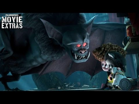 Hotel Transylvania 2 Blu-ray/DVD (2015) Featurette - Behind The Scenes The Cronies