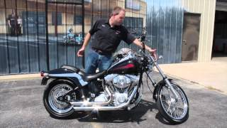 3. Pre-Owned 2005 Harley-Davidson Softail Standard