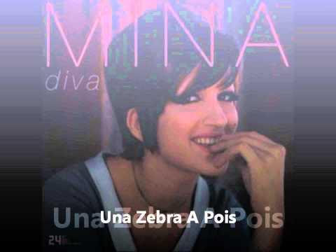 , title : 'Mina - Una zebra a pois'