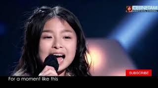 Video Celine Tam - A Moment Like This 《AGT 2017 x 超凡小達人》 MP3, 3GP, MP4, WEBM, AVI, FLV Mei 2019