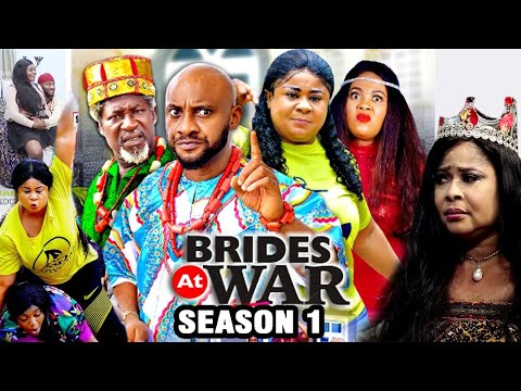 BRIDES AT WAR SEASON 1 - Yul Edochie (New Movie) 2020 Latest Nigerian Nollywood Movie Full HD